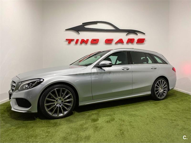 MERCEDES-BENZ Clase C C 220 d AMG Line Estate 5p.