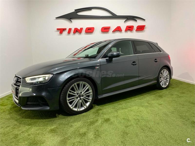 AUDI A3 S line edition 2.0 TDI S tronic Sportb 5p.