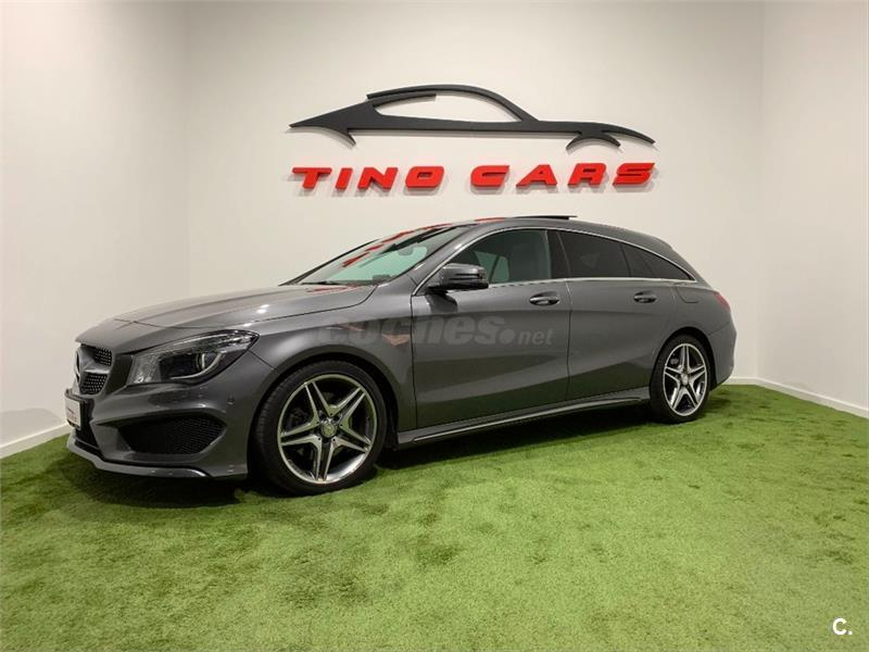 MERCEDES-BENZ Clase CLA CLA 220 d AMG Line Shooting Brake 5p.