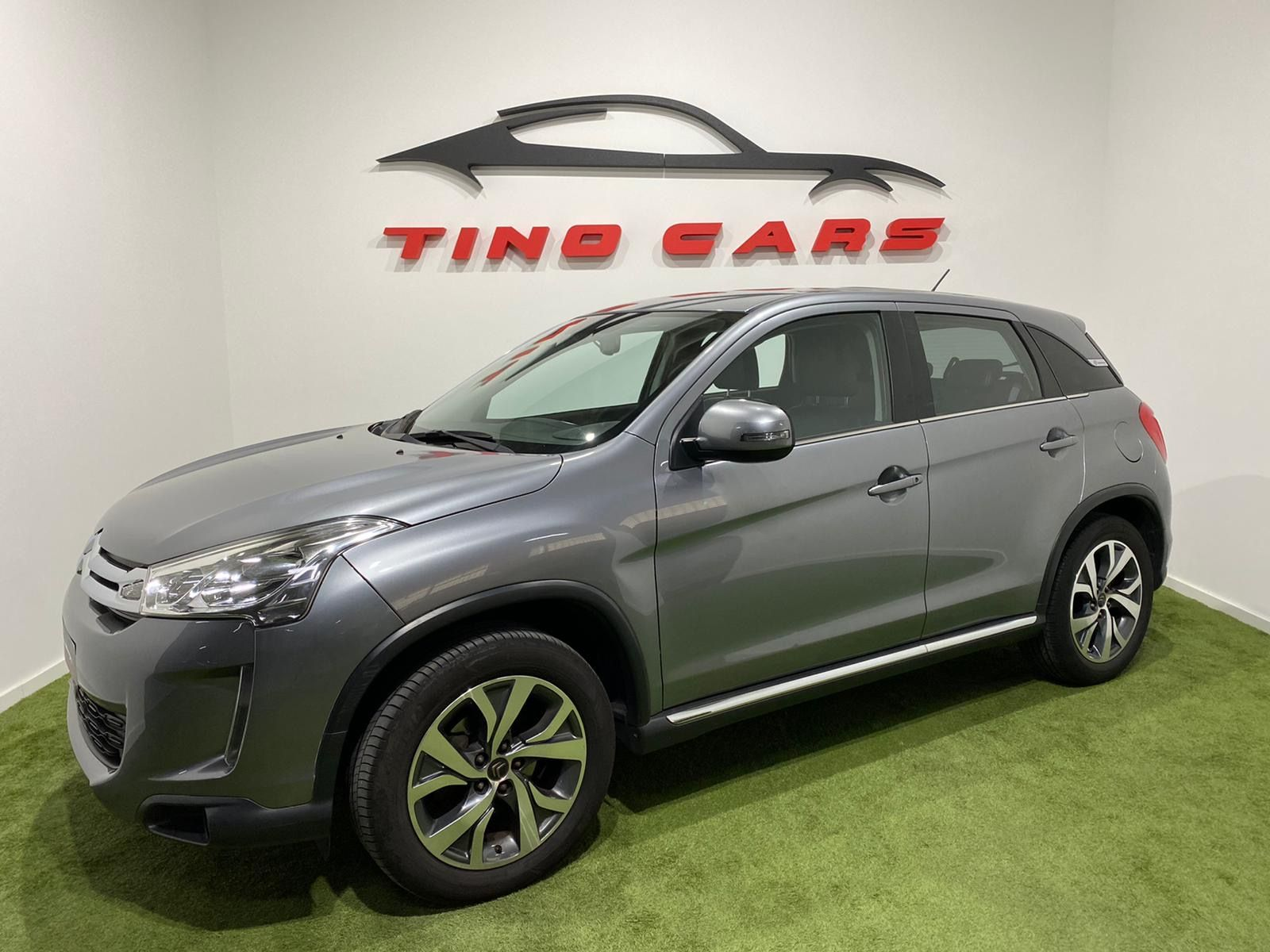 CITROEN C4 Aircross 1.6i Stop Start 2WD COLLECTION 5p.
