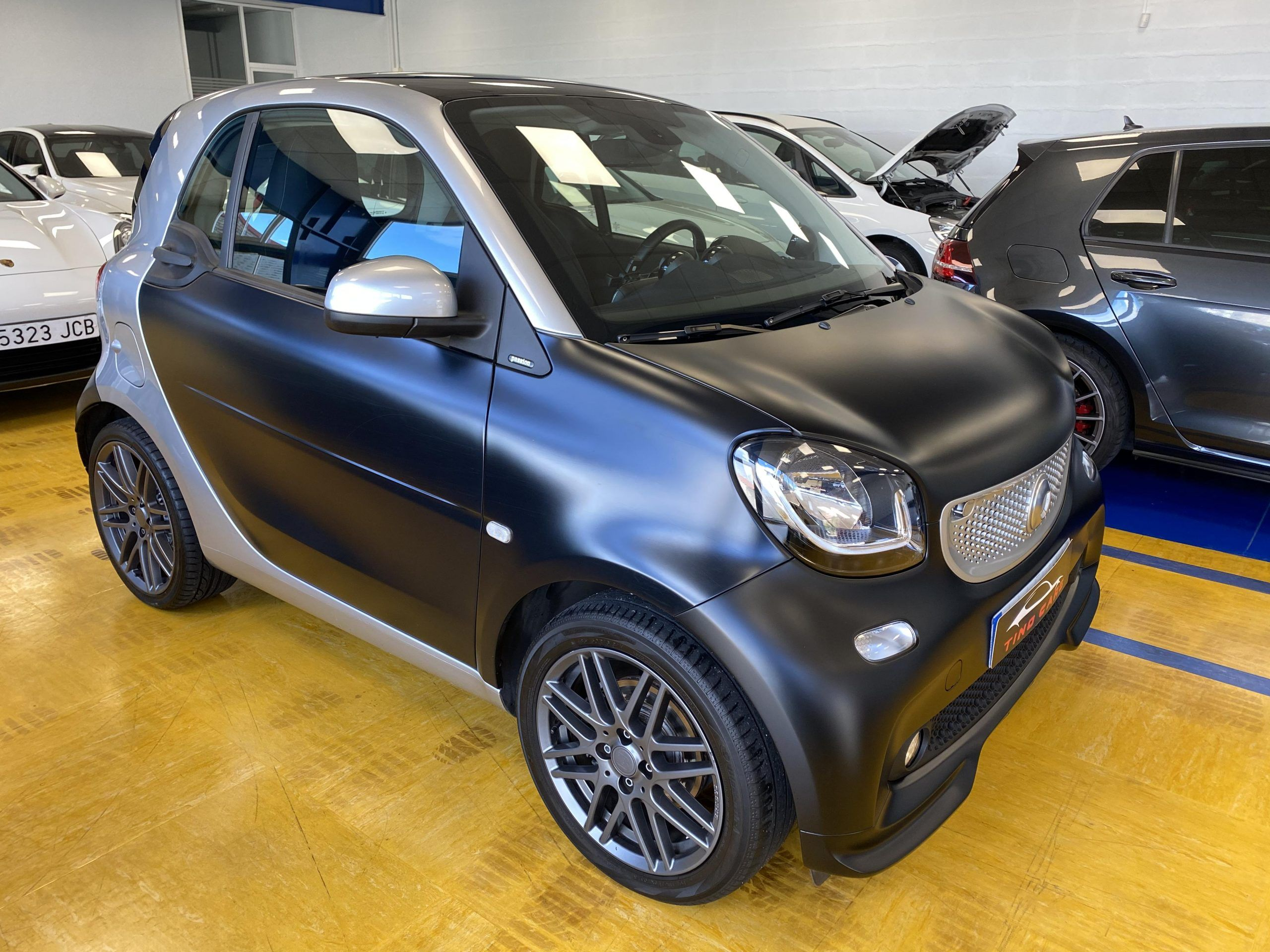 SMART fortwo 0.9 66kW 90CV SS PASSION COUPE 3p.