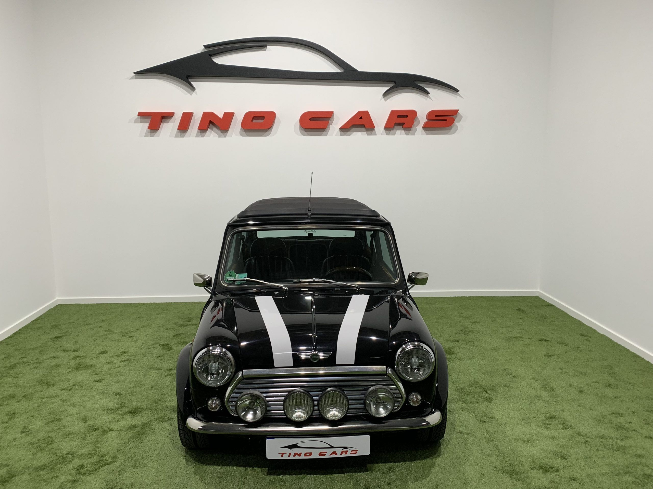 MINI COOPER BRITISH OPEN